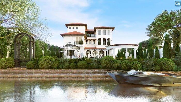 Saigon Garden Riverside Village Quận 9