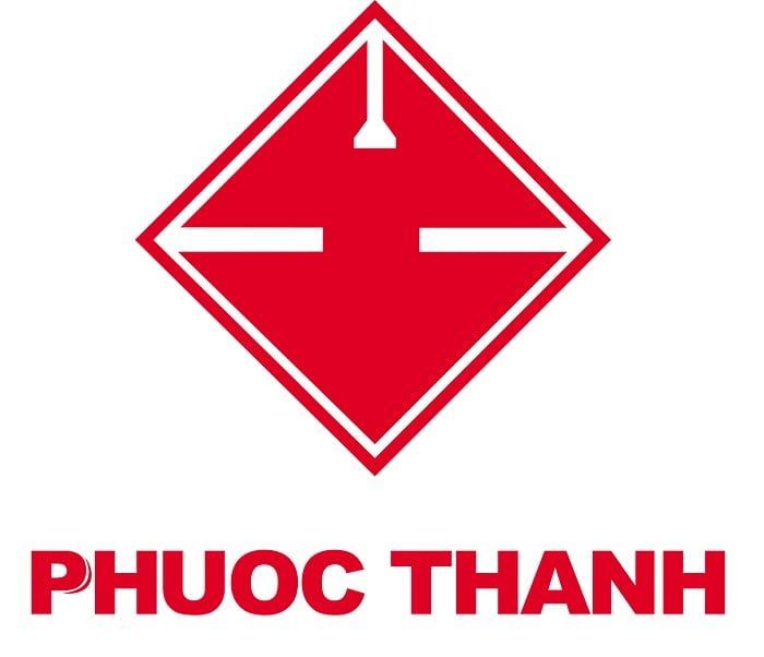Logo của Công ty CP XD Phước Thành