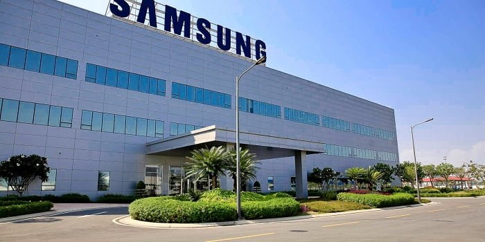 Phước Thành cũng tham gia xây dựng siêu nhà máy Samsung này