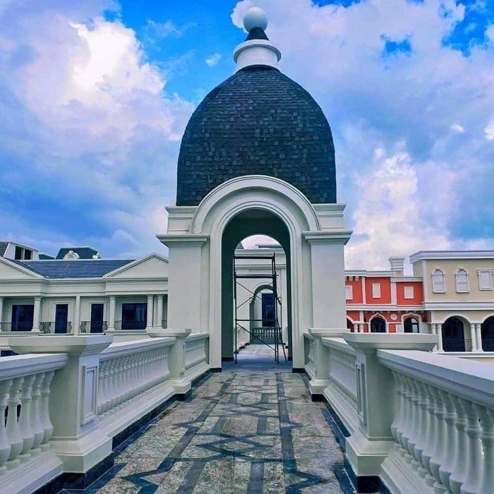 Khu shophouse đẳng cấp tại Grand World Phú Quốc được Central tham gia thi công hoàn thiện