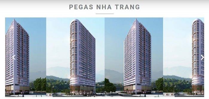 Khách sạn Pegas Nha Trang