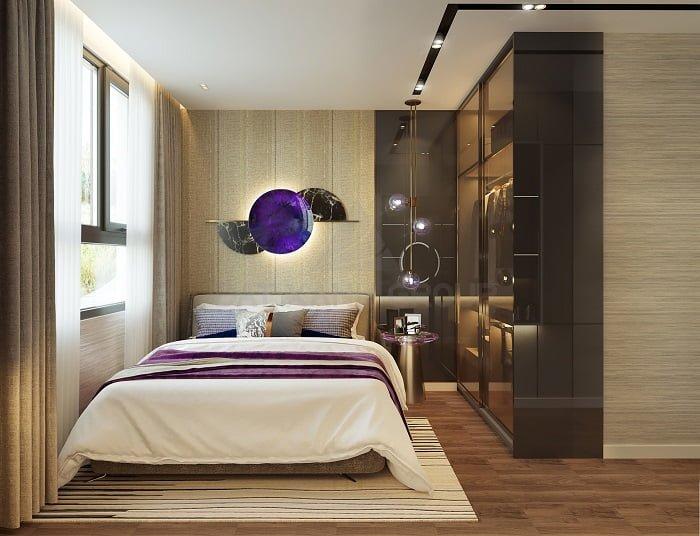 Phòng ngủ - Căn 3PN