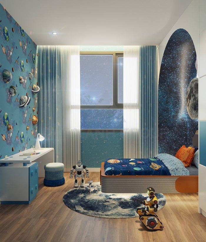 Phòng ngủ trẻ em - Căn 3PN