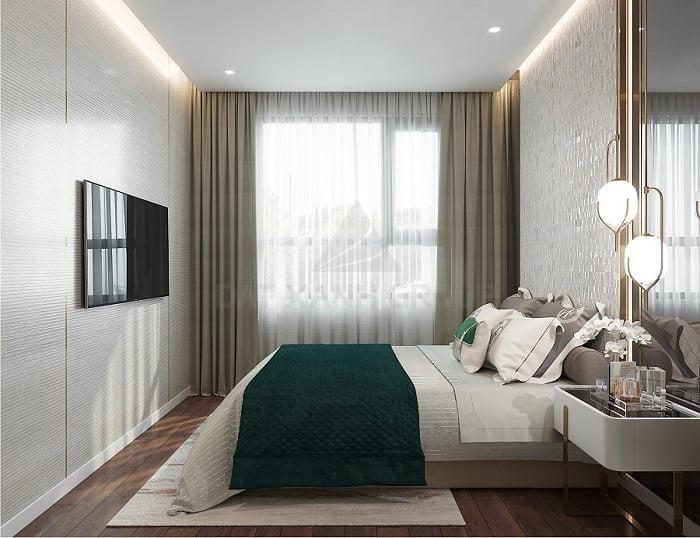 Phòng ngủ Master - căn 2PN | Opal Skyline