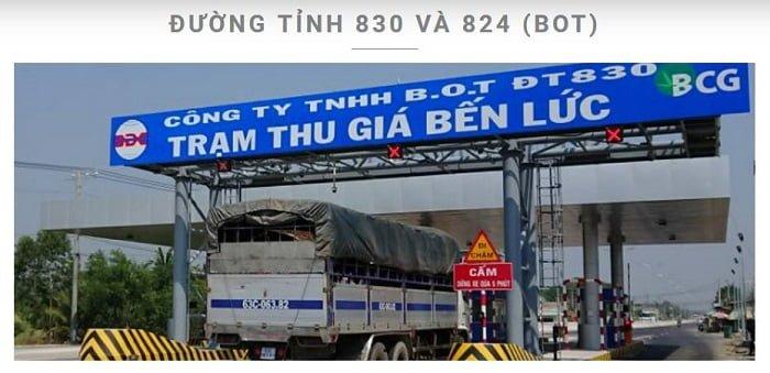 Dự án về hạ tầng của Bamboo Capital Group