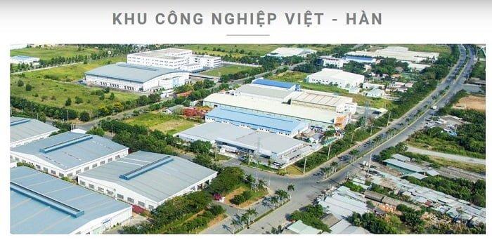 Khu công nghiệp Việt - Hàn
