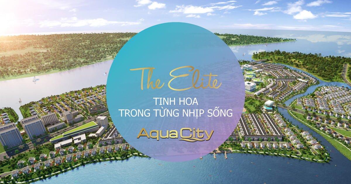 Phân khu The Elite - Aqua City