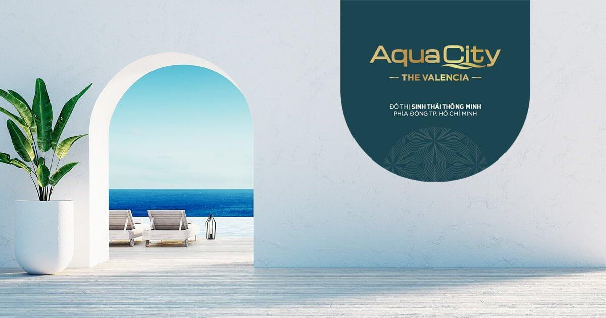 Tìm hiểu phân khu The Valencia - Dự án Aqua City