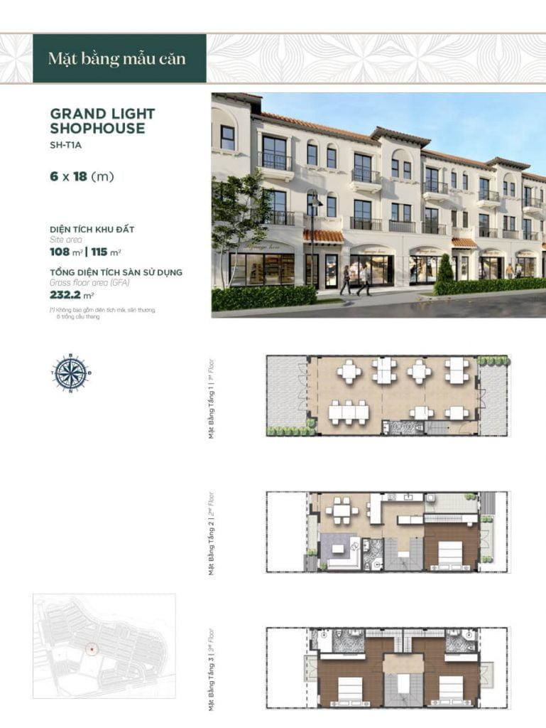Grand Light Shophouse 6x18m (SH-T1A)