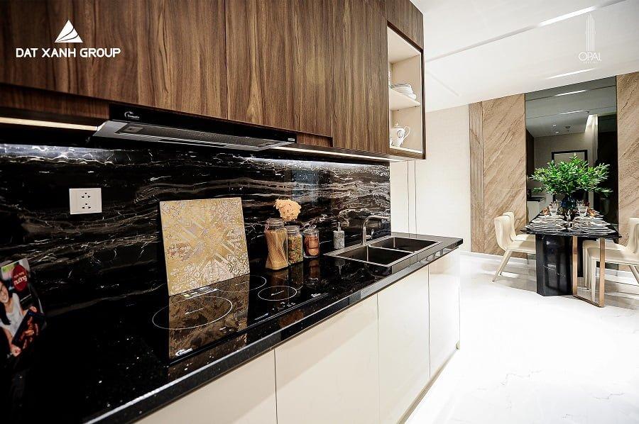 Thiết kế căn hộ 2 phòng ngủ tại dự án Opal Skyline