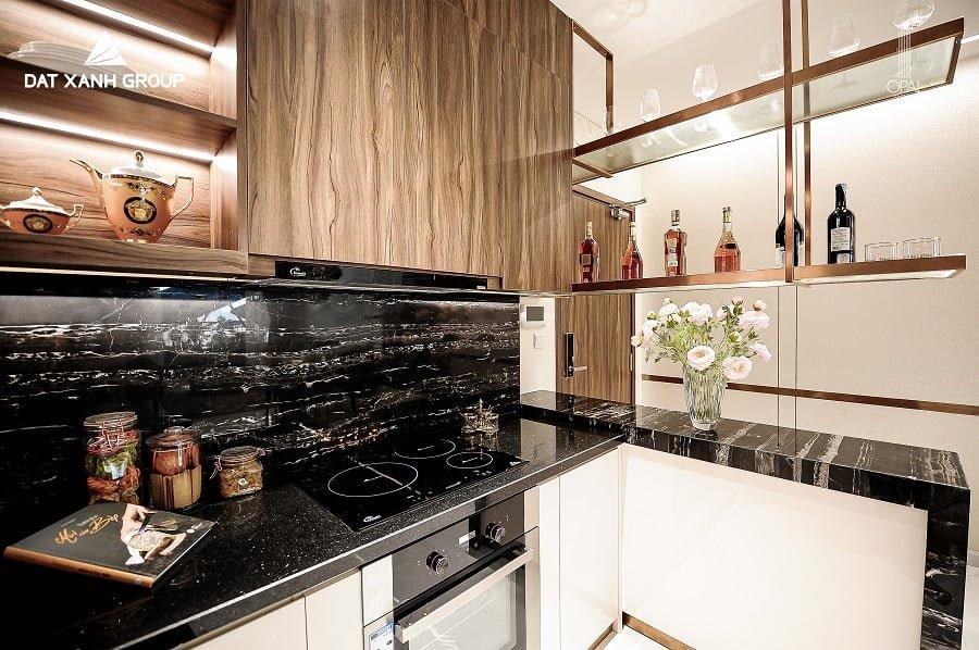 Thiết kế căn hộ 3 phòng ngủ tại dự án Opal Thuận An