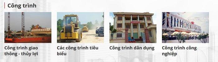 Các lĩnh vực tham gia của Tracodi thuộc tập đoàn Bamboo Capital