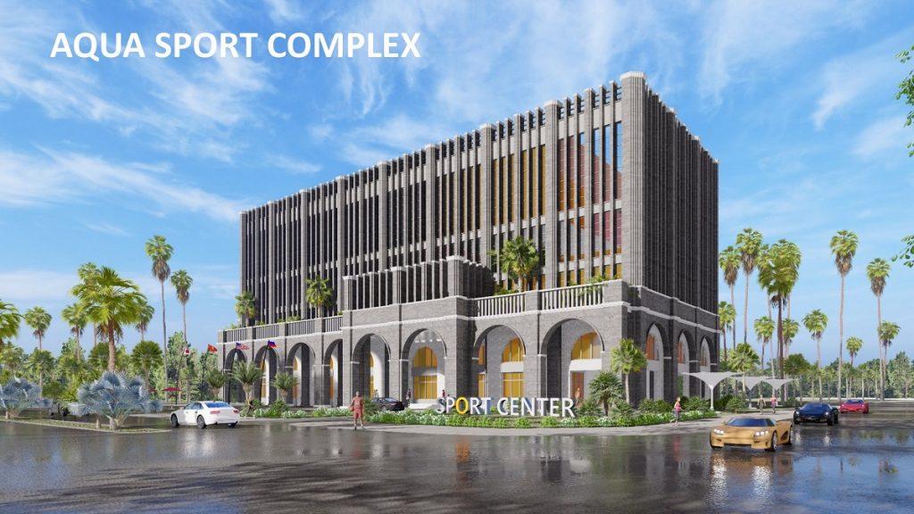 Khu phức hợp thể thao Aqua Sport Complex