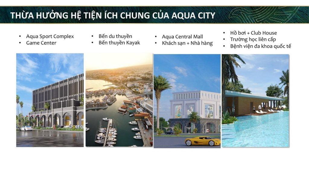 The Phoenix South thừa hưởng chuỗi tiện ích của Aqua City