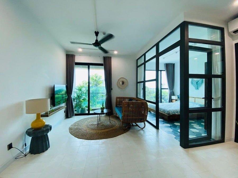 Căn hộ Feliz en Vista cho thuê căn 1PN cho thuê full nội thất giá 14tr/ tháng (chưa bao phí quản lý)