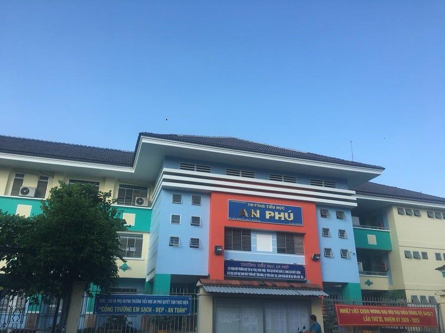 Thêm một trường tiểu học khác gần dự án