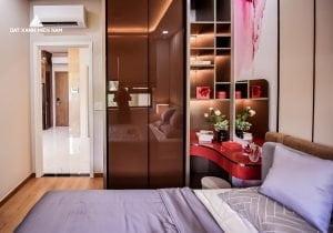 Nội thất căn hộ 1PN LDG Sky