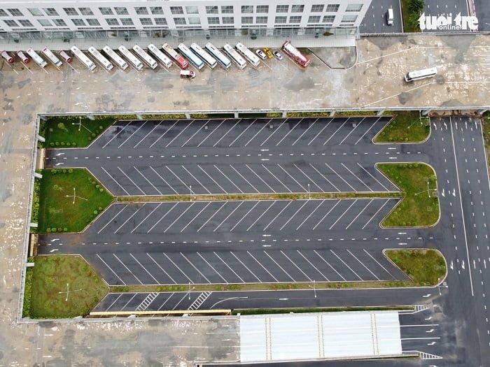 Hình ảnh bến xe miền Đông mới trước ngay chính thức hoạt động 10/10/2020