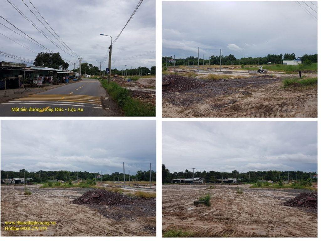 Hình ảnh xung quanh dự án đất nền Long Thành Golden Center Point