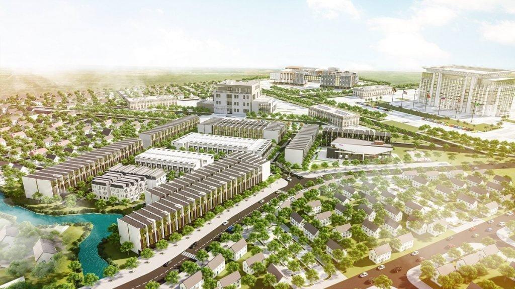 Dự án đất nền Long Thành Golden Center Point