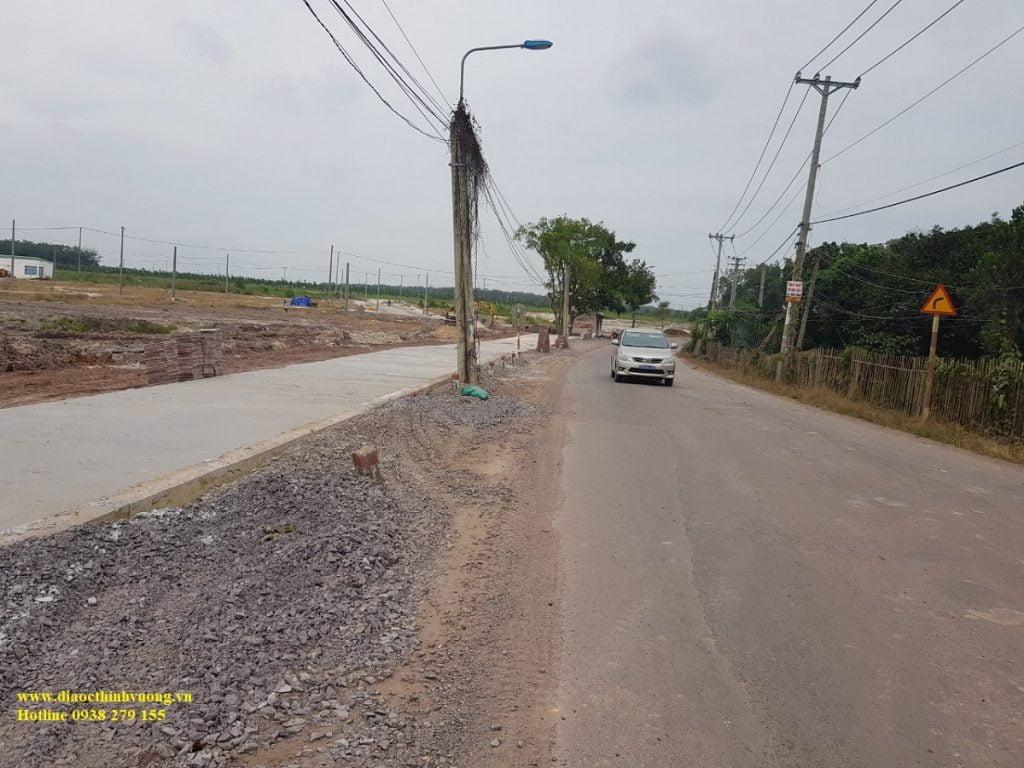 Tiến độ thi công dự án Golden Center Point Lộc An ngày 27/10/2020