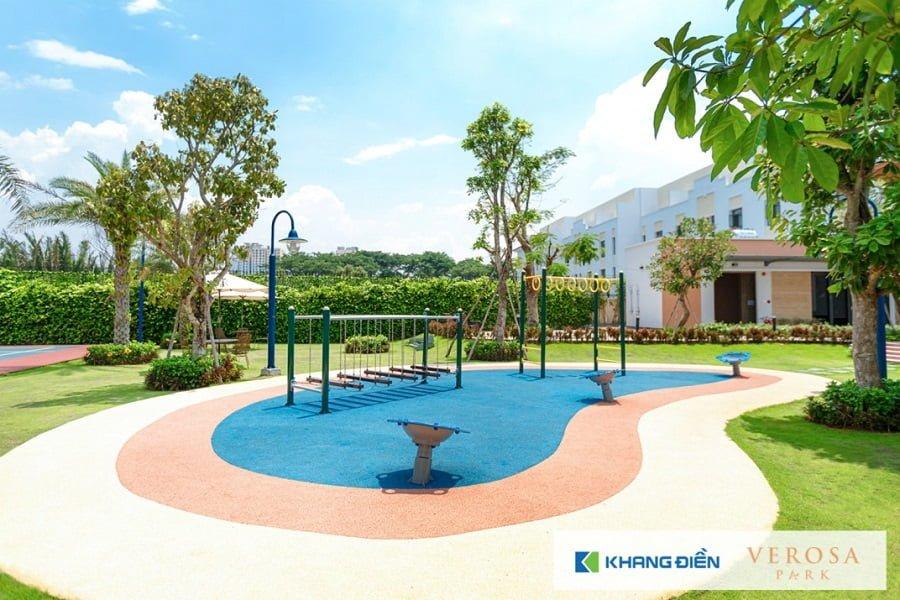 Tiến độ dự án mới nhất dự án Verosa Park của Khang Điền