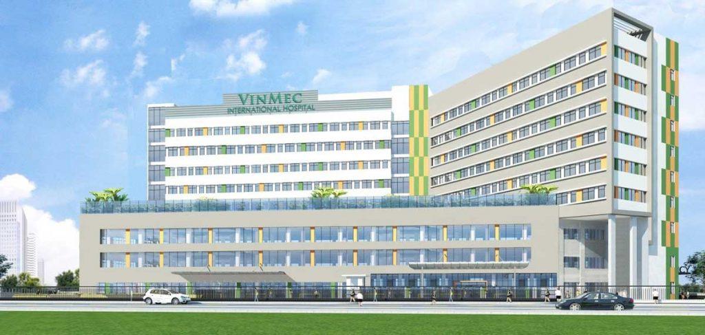 Bệnh viện chuẩn quốc tế Vinmec