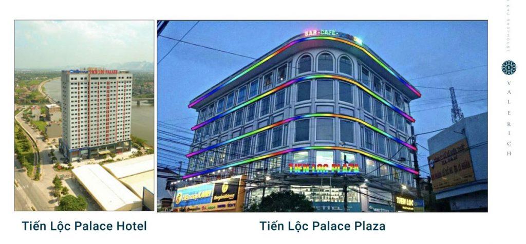 Các dự án Tiến Lộc Group đã tham gia