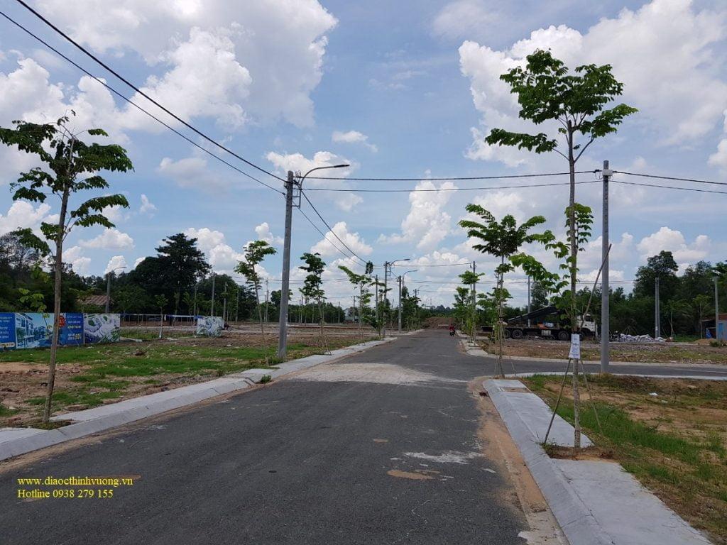 The Golden City Long Thành có hạ tầng hoàn thiện và sổ riêng từng nền