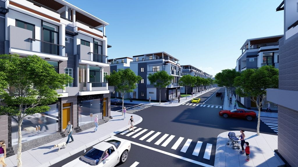 Cộng đồng cư dân văn minh và thịnh vượng trong tương lai tại The Golden City Long Thành