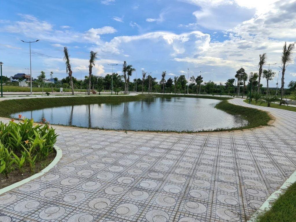 Tiến độ dự án Khu đô thị Tiến Lộc Nhơn Trạch tháng 10/2020