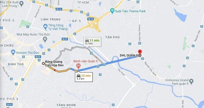 Lê Văn Việt là một trong số các đường Quận 9 mở rộng trong giai đoạn 2021-2025