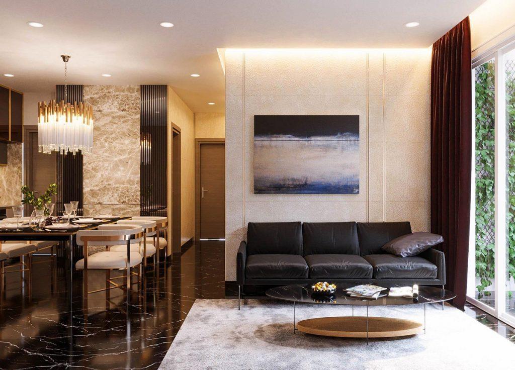 Nhà mẫu căn hộ