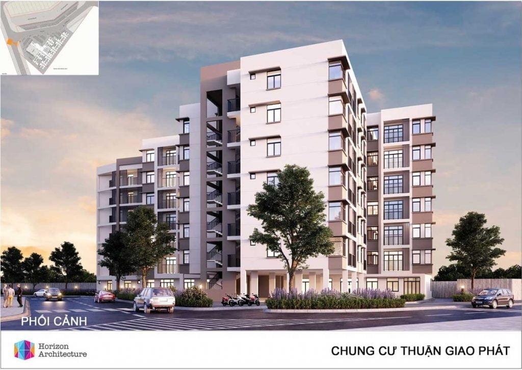 Căn hộ Thuận Giao Phát