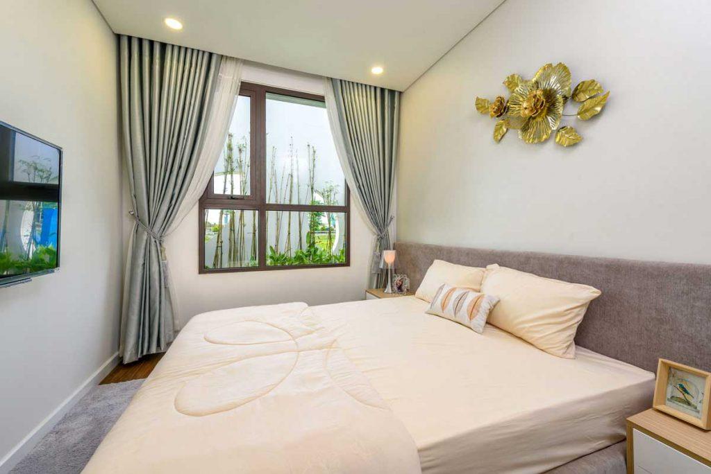 Căn hộ mẫu 3PN - Phòng ngủ nhỏ