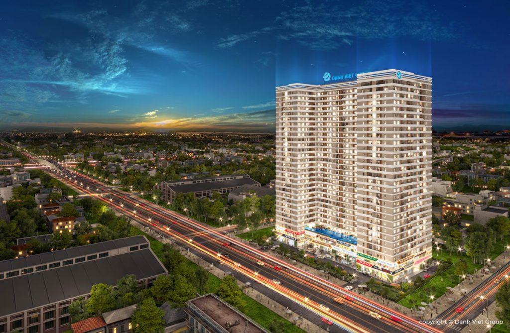 Phối cảnh căn hộ Icon Plaza Bình Dương