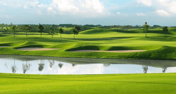 Sân Golf Tiêu chuẩn Quốc tế tại Thuận An mang tên Sông Bé
