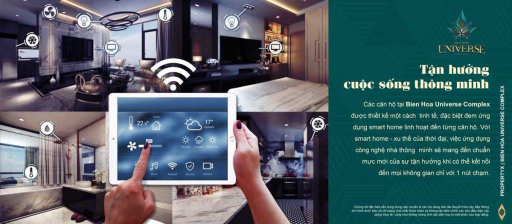 Tận hưởng cuộc sống thông minh với công nghệ Smart Home