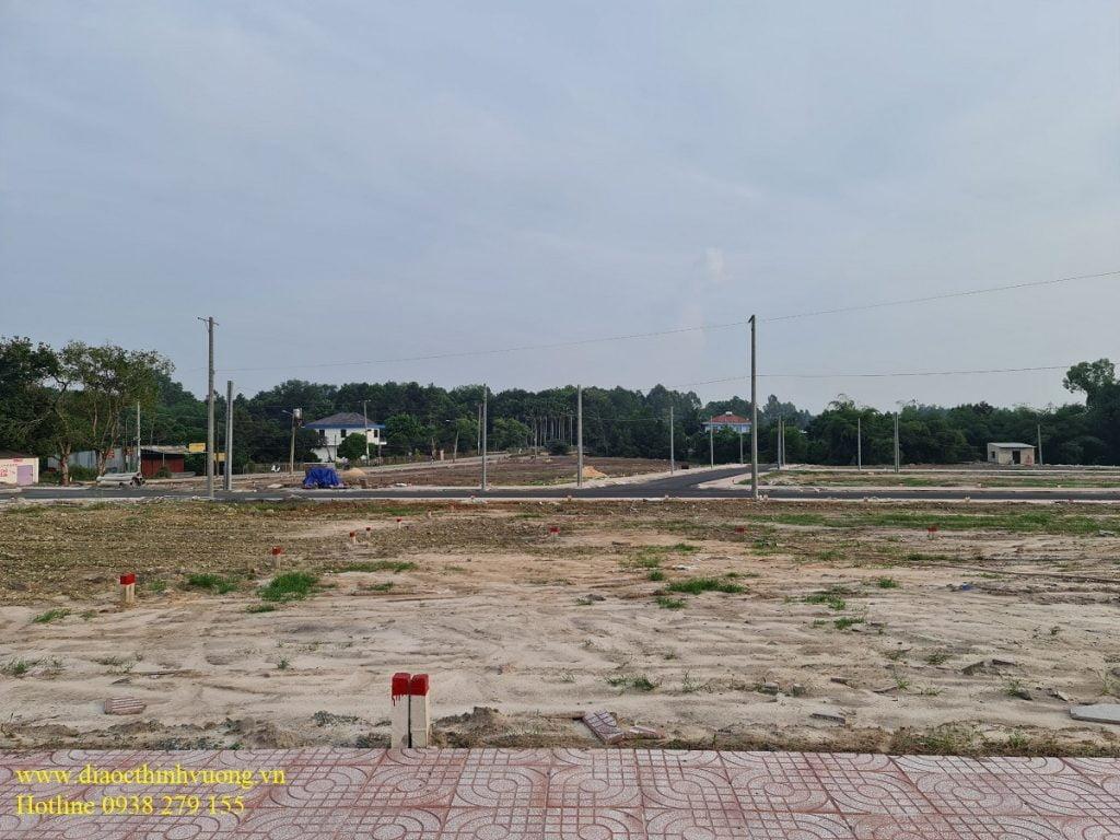 Cập nhật tiến độ thi công hạ tầng dự án Golden Center Point ngày 13/12/2020