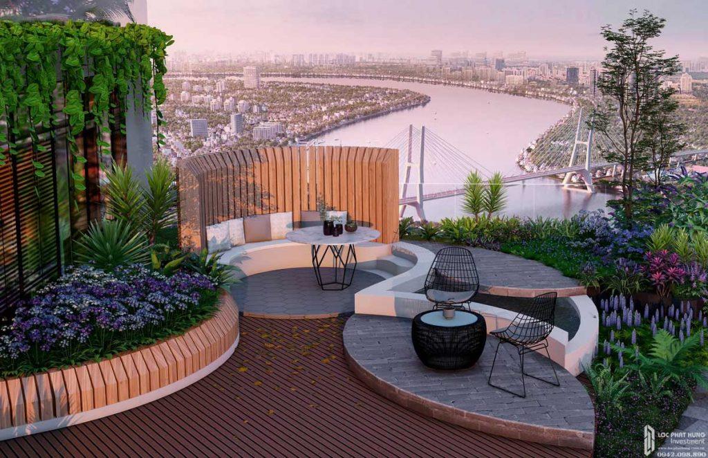 Ngắm nhìn thành phố cùng dự án căn hộ Sunshine Diamond River Quận 7