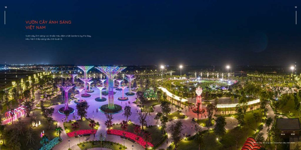 Vườn cây ánh sáng Việt Nam