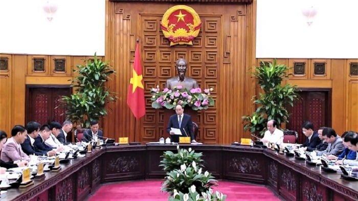 Thủ Tướng làm việc với các lãnh đạo và các đơn vị liên quan tại Lâm Đồng