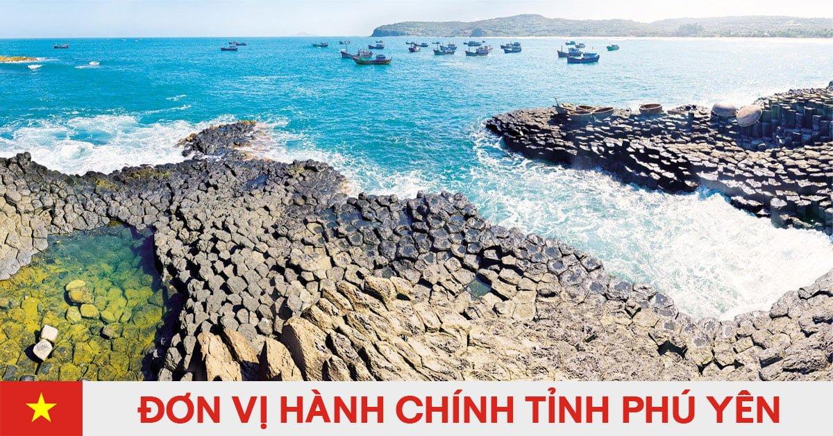 Danh sách đơn vị hành chính trực thuộc tỉnh Phú Yên