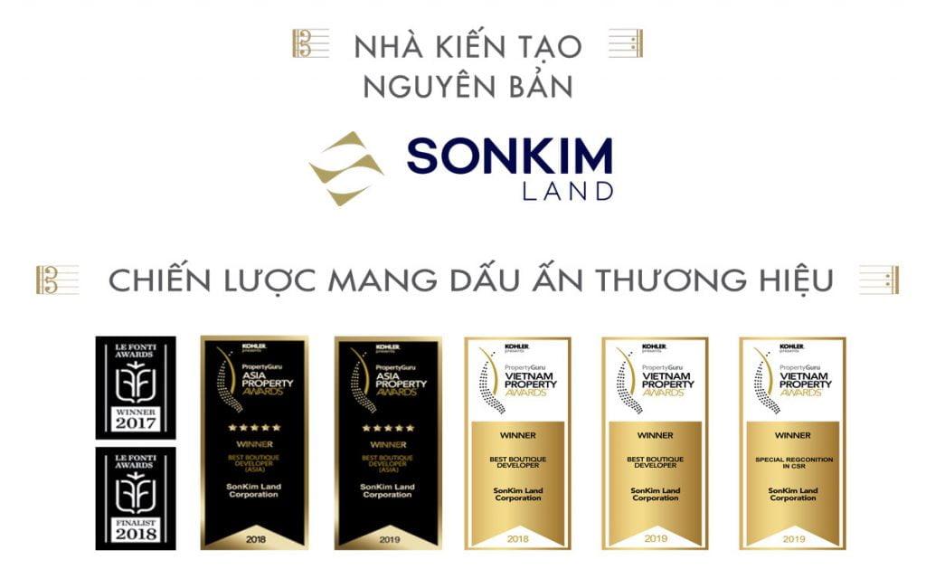 Đơn vị phát triển dự án SonKim Land