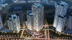 HPC Landmark 105 có quy mô cao 190m với 50 tầng