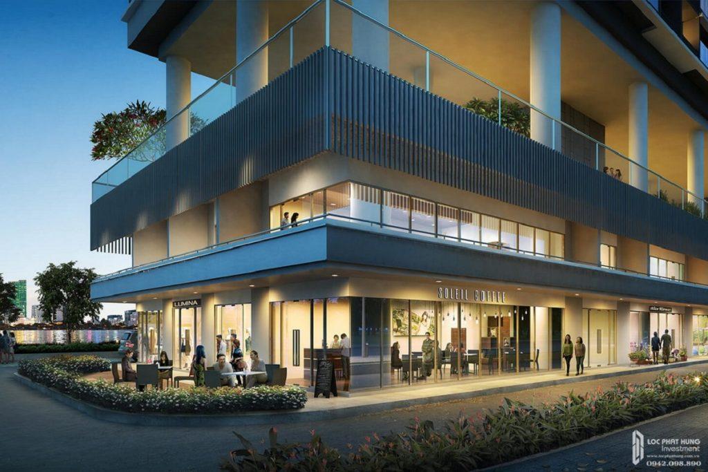 Tiện ích nội khu dự án One Verandah Mapletree Quận 2