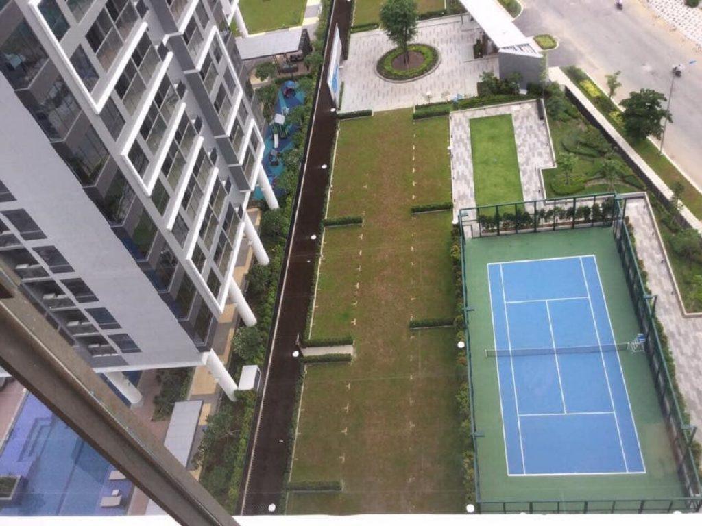 Sân Tennis tại One Verandah