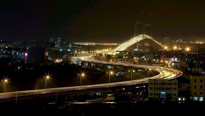 Cầu Phú Mỹ kết nối khu Nam Sài Gòn và TP Thủ Đức, khép kín Vành Đai 2
