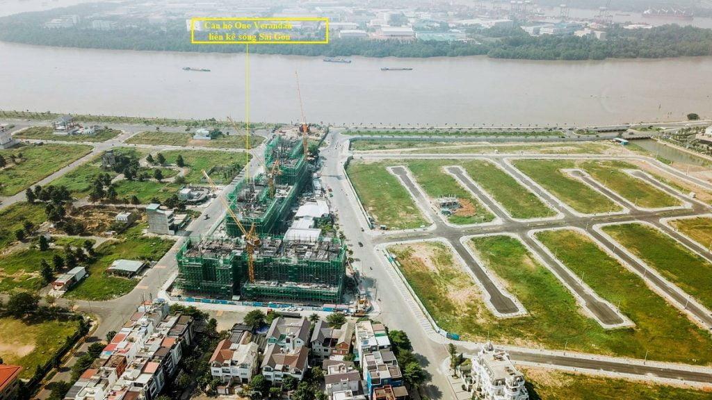 Căn hộ ven sông Sài Gòn ngay Thạnh Mỹ Lợi
