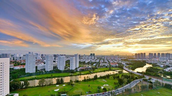 Khu đô thị Phú Mỹ Hưng luôn hiện đại và văn minh, nơi đáng sống nhất của Khu Nam Sài Gòn